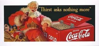 did coca cola really invent santa u0027s red suit we look back at soft