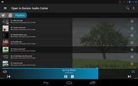 mp3 knife cutter download doninn audio cutter free apk download free music audio app for