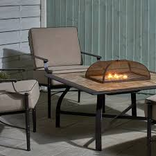 Firepit Tables Nevada Pit Table