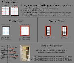 Inside Mount Window Treatments - measure window blinds inside mount u2022 window blinds
