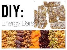 diy energy protein bars youtube