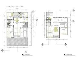 interior design house plans with photos modern courtyard small