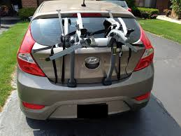 saris bones 3 on a 2012 hyundai accent mtbr com