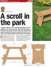 Outdoor Woodworking Project Plans by Building A Simple Chair Diy Pinterest Woodwork Chair Bench