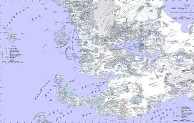 atlas of ice and fire the geography and maps of george r r