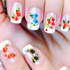 11 types of nail art techniques body art guru