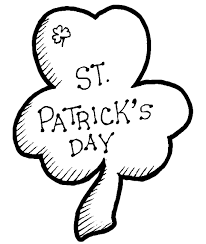 st patrick u0027s day coloring page u0026 coloring book