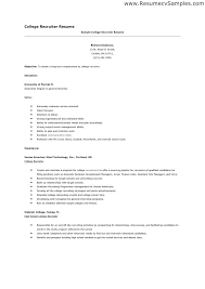 academic resume for college application academic resum unique sle resume for college application free
