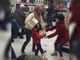 amazon black friday steamer this black friday fight is so crazy people think it u0027s fake