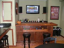 Design By Yourself by Wooden Corner Man Cave Bar Build A Man Cave Bar By Yourself
