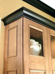 scribe molding for kitchen cabinets kitchen cabinet trim molding scribe molding types of crown molding