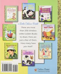 amazon com baby listens little golden book 9780307930125