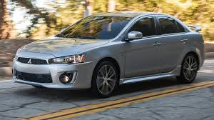 mitsubishi lancer evo 2018 mitsubishi lancer production to end this year autotrader ca