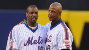 The Doc And Darryl Mets - april 2012 j s sports gallery news