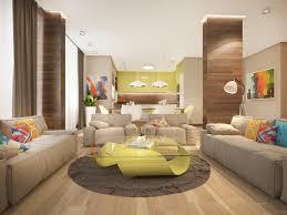 fresh fuss free living rooms