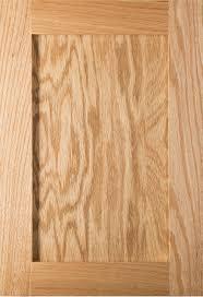 kitchen cabinet doors replacement shaker oak cabinet door