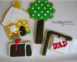 housewarming cookies simplysweet treat boutique real estate housewarming cookies