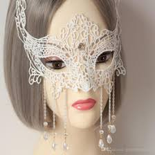 white masquerade masks for women discount white masquerade masks 2017 white
