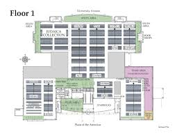 Floor Plan Library by Library West U003e Floorplans