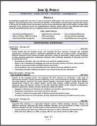 Sample Resume Usa by Legal Legal Assistant Resume Example Resume Objective Statement