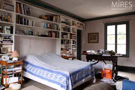 biblioth ue chambre chambre avec grande bibliothèque murale c0679 mires