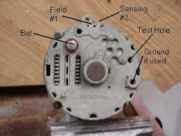 wiring diagram for 1 wire delco alternator u2013 readingrat net