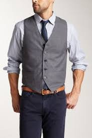 how to wear a vest with jeans and a casual shirt my style