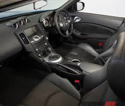 nissan 370z interior 2011 nissan 370z coupe review performancedrive