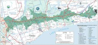Tos Map Conservation Authorities Moraine Coalition
