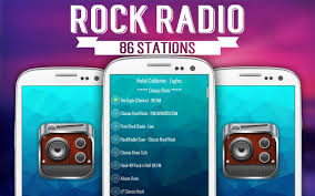 rock radio free music player android apps on google play