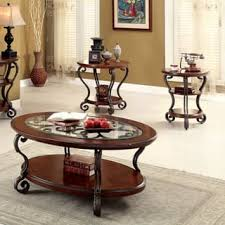 Table Set For Living Room Table Sets Coffee Console Sofa End Tables For Less Overstock