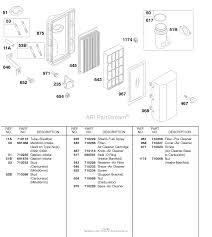 briggs and stratton 185430 0399 e1 parts diagram for intake