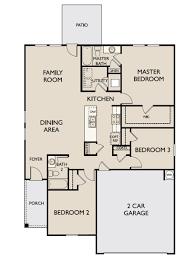 larissa sorrento new home plan in maricopa az