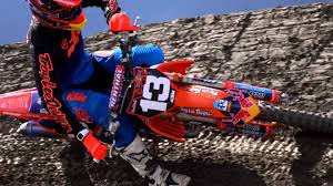 troy lee motocross helmets 2016 troy lee designs ktm le se starburst gear launch youtube