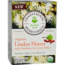 linden flower traditional medicinals herbal teas organic linden flower
