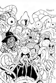 coloring download ghostbuster coloring pages ghostbuster