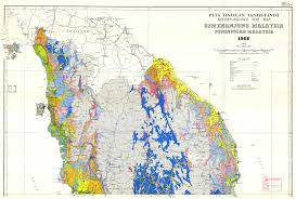 Map Of Malaysia The Soil Maps Of Asia Display Maps