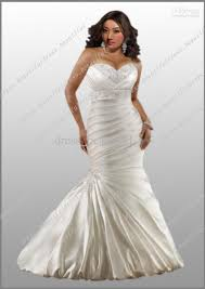 elegant along with gorgeous wedding dress in plus size on sale