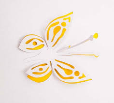 cut outs butterfly cut outs