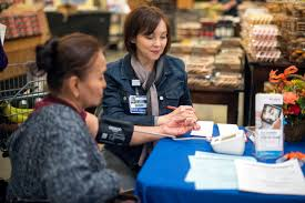 photos providence health services doctors at the food 4 less in
