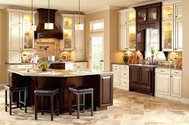 kitchen color schemes with painted cabinets best kitchen cabinet color combinations paint cabinets colors red