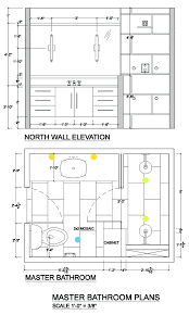 Bathroom Lighting Layout Portland Interior Designer Shows Lighting Plan For Small Bathroom