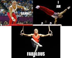 Gymnast Meme - uncle tim talks men s gym meme ing the silver fox