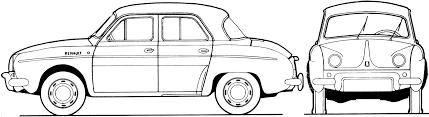renault cars 1965 the blueprints com blueprints u003e cars u003e renault u003e renault