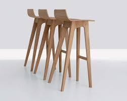 Wooden Breakfast Bar Stool Morph Stool By Formstelle Wooden Stools Post Modern And