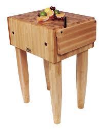 john boos butcher block table john boos pro chef butcher block prep table reviews wayfair