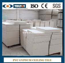 Vinyl Faced Ceiling Tile by 2015 High Grade Made In China Vinyl Faced Ceiling Gypsum Board