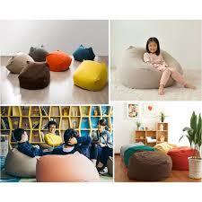 MujiStyle Bean Bag Sofa Furniture  Home On Carousell - Muji sofas
