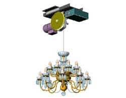 Chandelier Winch Chandelier Hoist Light Gallery Light Ideas
