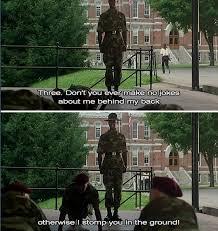 Major Payne Meme - major payne quotes movie quotes